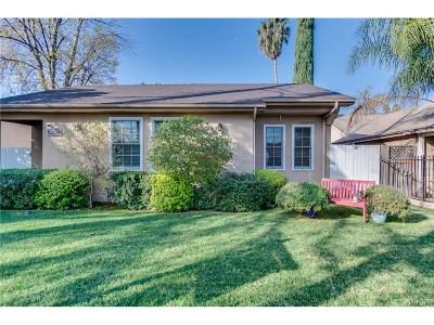 Single Family Home For Sale: 7047 Murietta Avenue