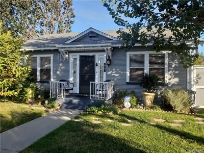 Ventura Single Family Home For Sale: 386 Arcade Drive
