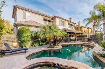 Valencia Single Family Home For Sale: 26961 Granite Ridge Court