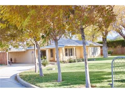 Littlerock Single Family Home For Sale: 35458 80th Street East