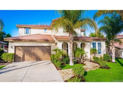 Valencia Single Family Home For Sale: 29235 Bernardo Way