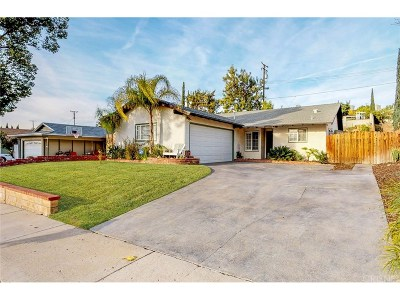 Canyon Country Single Family Home For Sale: 19733 Ermine Street