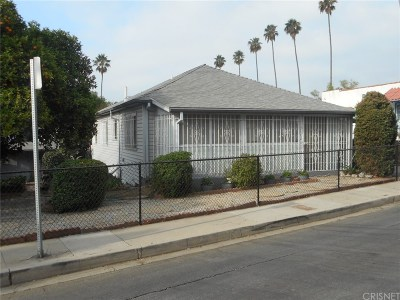 Los Angeles County Single Family Home For Auction: 3462 Descanso Drive