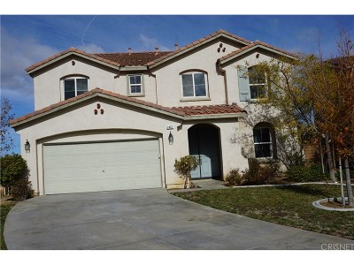 Palmdale Single Family Home For Sale: 2467 Delicious Lane