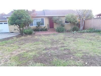 Reseda Single Family Home For Sale: 18146 Arminta Street