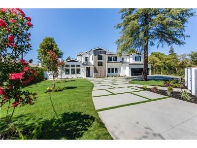 Tarzana Single Family Home For Sale: 19173 Wells Drive