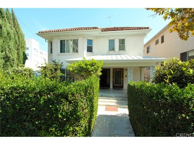 Single Family Home For Sale: 718 South Sycamore Avenue