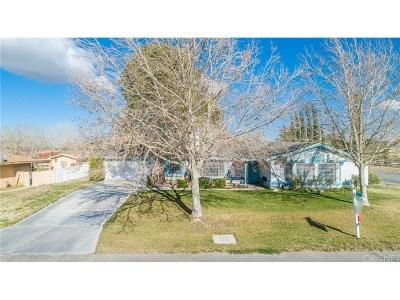 Littlerock Single Family Home For Sale: 37106 94th Street East