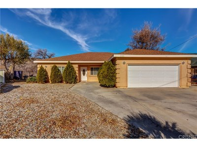 Tehachapi Single Family Home For Sale: 22441 Bogie Street