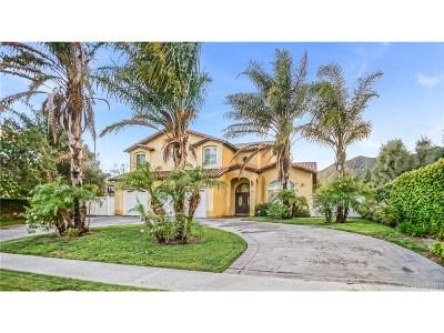 Single Family Home For Sale: 15073 Roxford Street