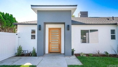 Reseda Single Family Home For Sale: 7933 Chastain Place