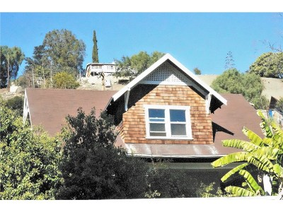 Los Angeles Single Family Home For Sale: 481 East Avenue 28
