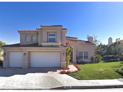 Woodland Hills Rental For Rent: 5928 Vista De La Luz