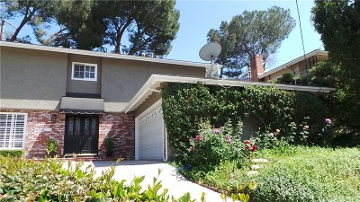 Woodland Hills Rental For Rent: 22622 Cavalier Street