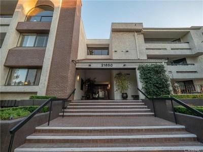 Woodland Hills Rental For Rent: 21650 Burbank Boulevard #103