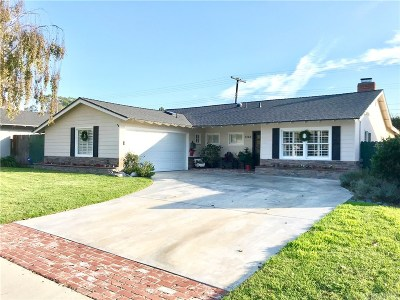 Ventura Single Family Home For Sale: 5260 Lafayette Street