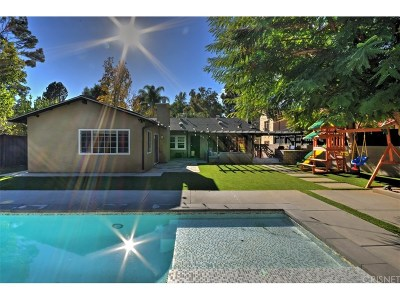 Woodland Hills Single Family Home For Sale: 22263 Avenue San Luis