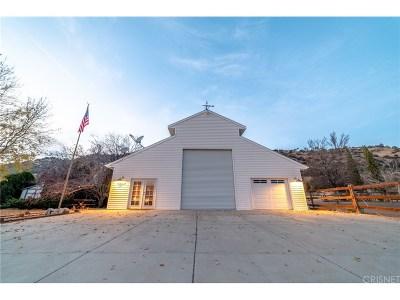 Tehachapi Single Family Home For Sale: 27551 Kelso Drive