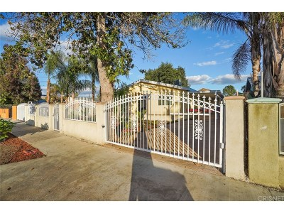 North Hollywood Single Family Home For Sale: 7042 Ethel Avenue