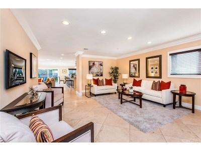 Sherman Oaks Single Family Home For Sale: 14822 Hartsook Street