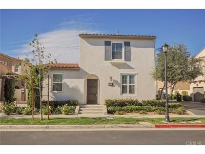 Porter Ranch Single Family Home For Sale: 11513 Meleto Lane