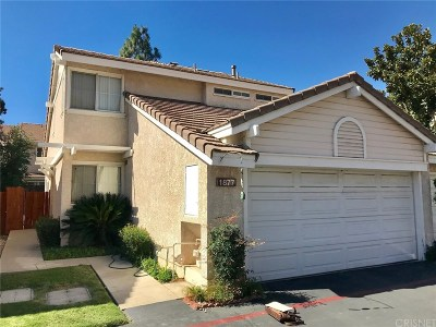 Azusa Single Family Home For Sale: 1877 Forest Drive