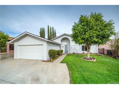 Sylmar Single Family Home For Sale: 13228 Norris Avenue
