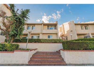 Reseda Condo/Townhouse For Sale: 7631 Reseda Boulevard #42-Y