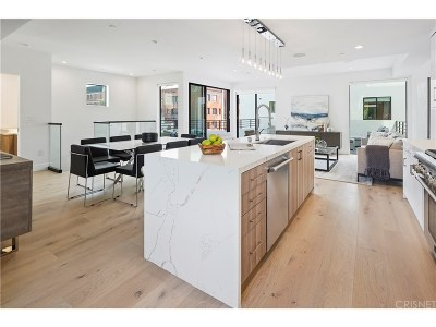 Single Family Home For Sale: 733 North Gramercy Place