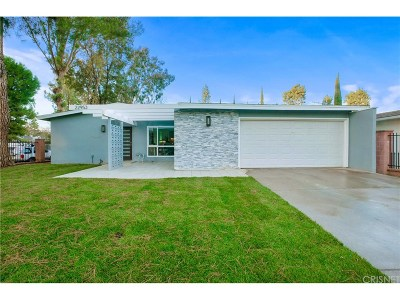 West Hills Single Family Home For Sale: 22953 Valerio Street