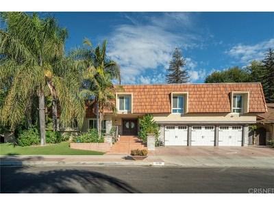 Woodland Hills Rental For Rent: 5130 Orrville Avenue