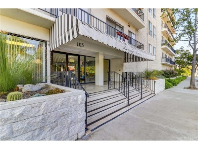 Beverlywood Vicinity (C09) Condo/Townhouse For Sale: 1115 South Elm Drive #307