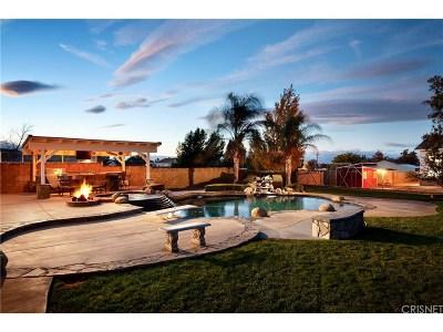 Lancaster Single Family Home For Sale: 5533 West Avenue M2