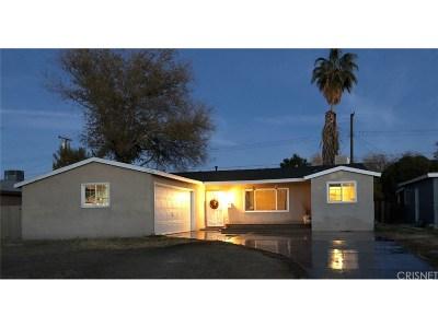 Lancaster Single Family Home For Sale: 44726 Rodin Avenue