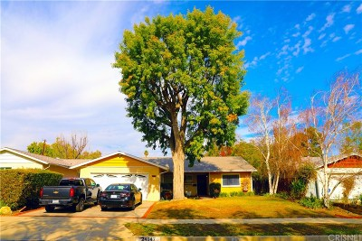 West Hills Single Family Home For Sale: 24047 Lemay Street