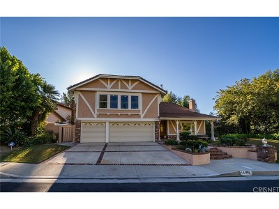 Porter Ranch Single Family Home For Sale: 18164 Guildford Lane