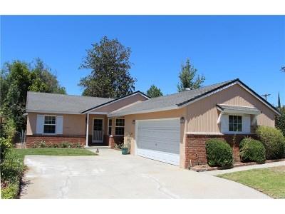 Woodland Hills Rental For Rent: 22447 Berdon Street