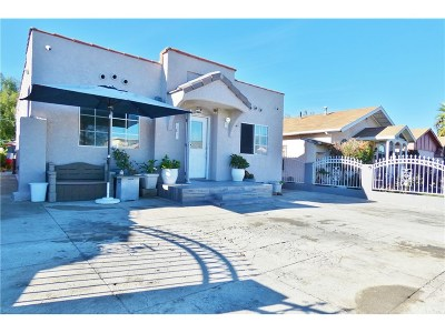 Los Angeles CA Single Family Home For Sale: $465,000