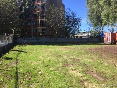 Pacoima Residential Lots & Land For Sale: Vacant Land
