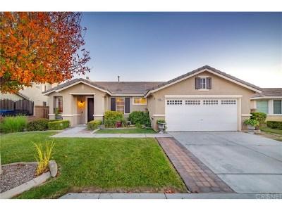 Lancaster Single Family Home For Sale: 4612 West Avenue J5