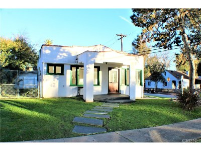 Pasadena Single Family Home For Sale: 914 North Catalina Avenue