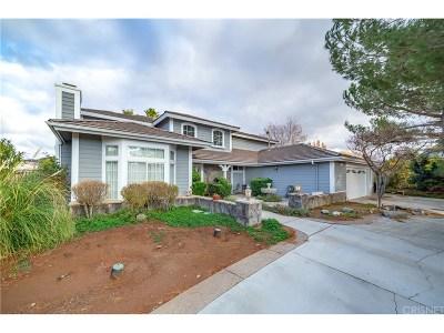 Acton Single Family Home For Sale: 32910 Poppy Lane