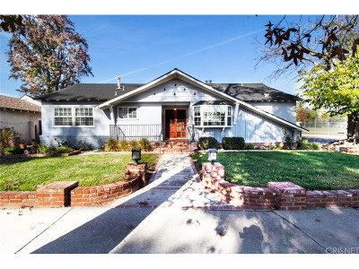 North Hills Single Family Home For Sale: 16003 Dearborn Street
