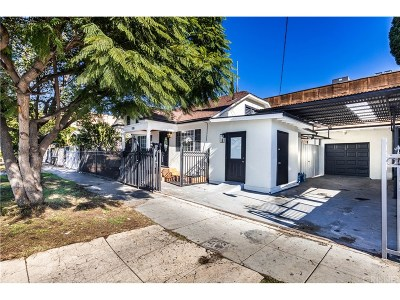 Single Family Home For Sale: 1110 North Ardmore Avenue