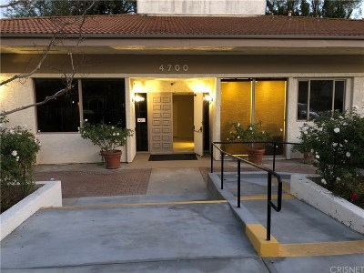 Calabasas Condo/Townhouse For Sale: 4738 Park Granada #243