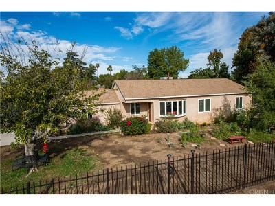 North Hills Single Family Home For Sale: 16353 Community Street