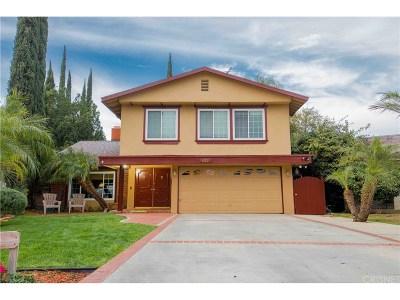 Single Family Home For Sale: 6213 Newcastle Avenue