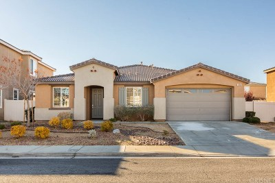 Palmdale Single Family Home For Sale: 5770 Kingsbury Road