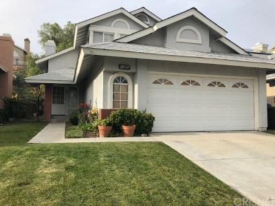 Single Family Home For Sale: 28537 Avocado Place