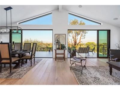 Studio City Single Family Home For Sale: 11553 Sunshine Terrace